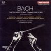 Bach The Conductors Transcriptions