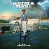 Niall Horan - Heartbreak Weather  artwork