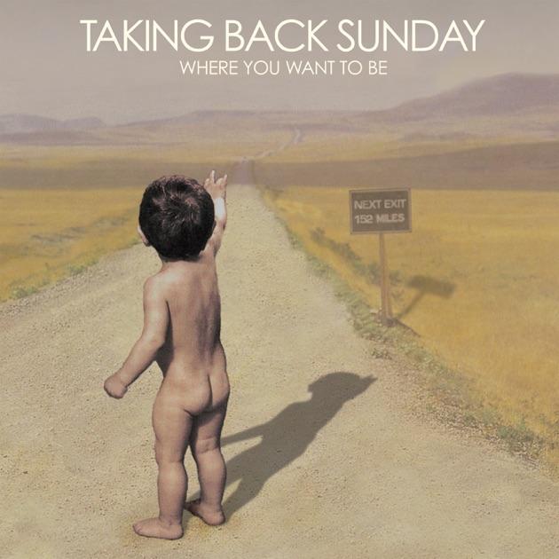 How do you rank the albums  takingbacksunday