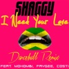 I Need Your Love Don Corleon Dancehall Remix feat Mohombi Faydee Costi Single