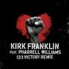 123 Victory (Remix) [feat. Pharrell Williams] - Single - Kirk Franklin