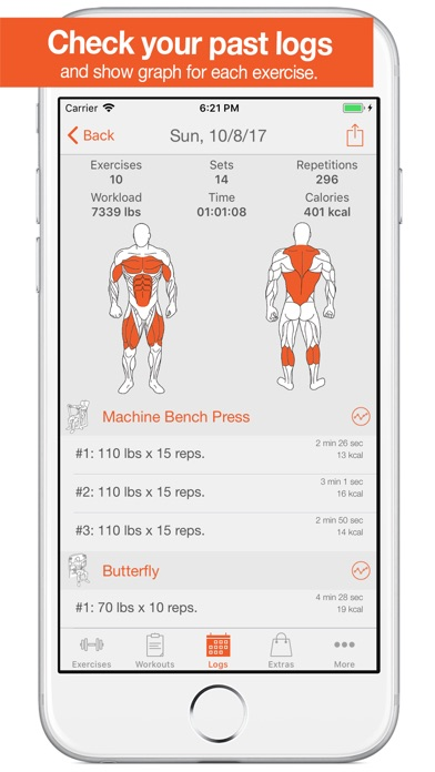 Fitness Point Pro Screenshots