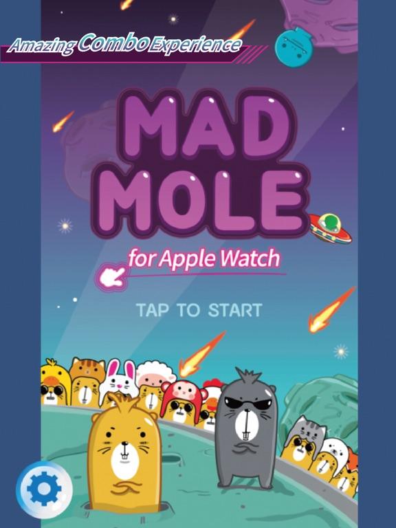 Whack a MADMOLE Screenshots