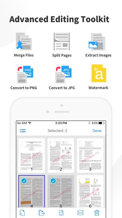 PDF Reader Pro - PDF Office Screenshots