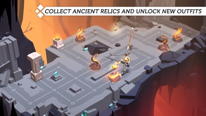 Lara Croft GO Screenshots