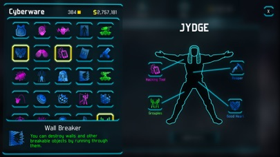 JYDGE Screenshots