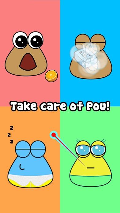 Pou Screenshots