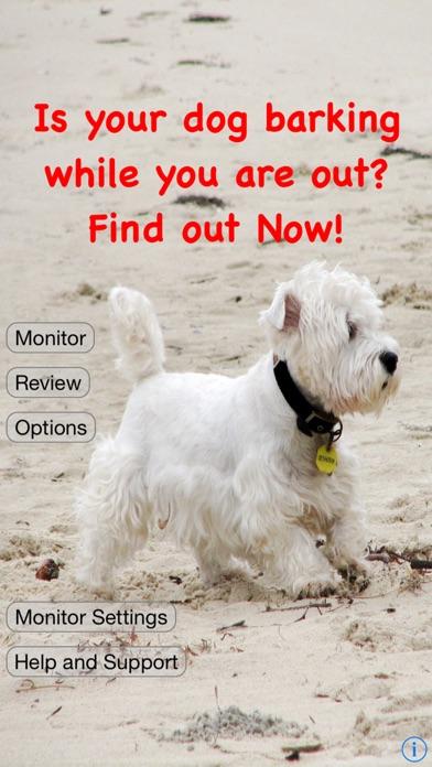 Barking Dog Monitor & Control Screenshots