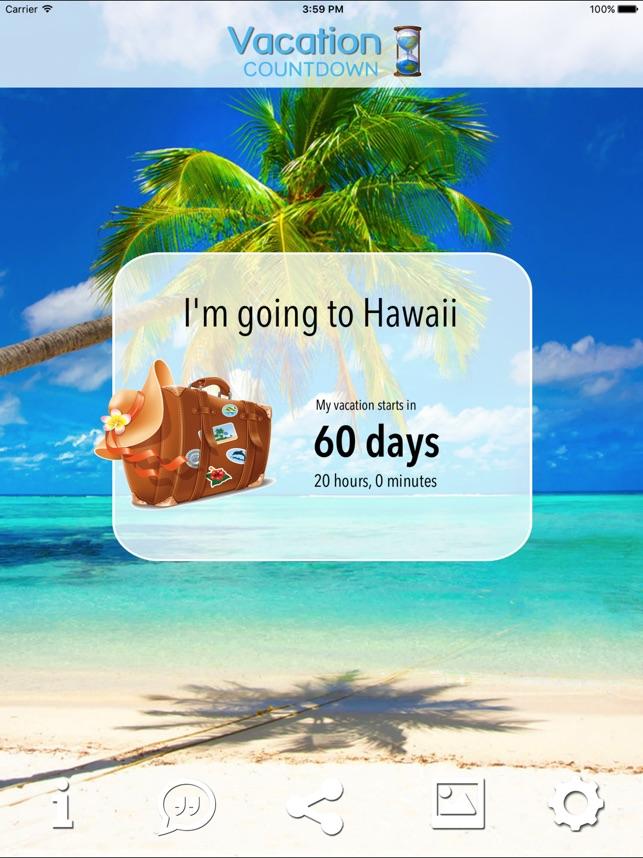 Vacation Countdown Screensaver Anexa Creancy