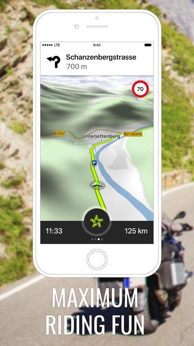 Cruiser app