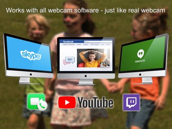 EpocCam HD Webcam for Mac & PC Screenshots