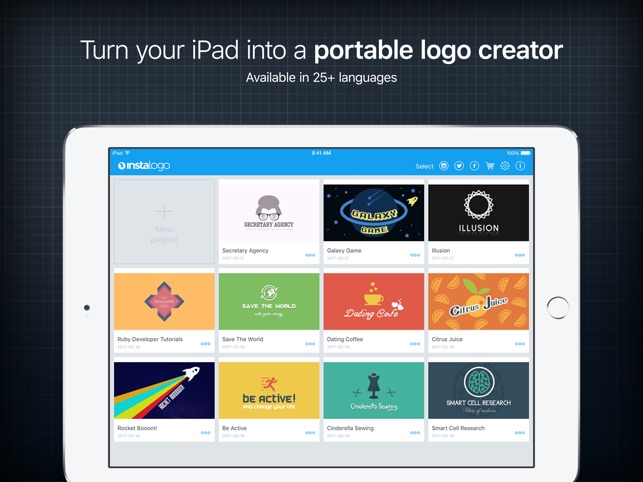 LogoScopic Studio  Logo Maker on the App Store