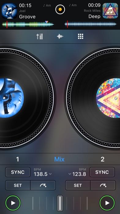 djay - DJ App & Mixer Screenshots