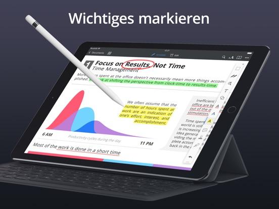 PDF Expert von Readdle Screenshots