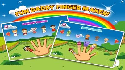 daddy finger family song图片