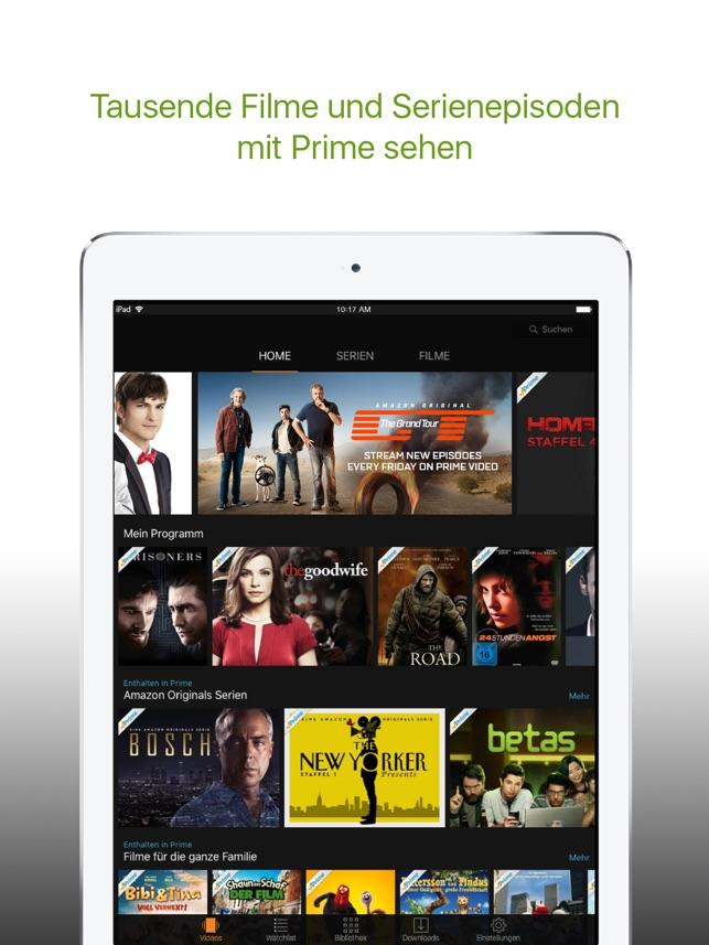 Probleme Amazon Prime Video
