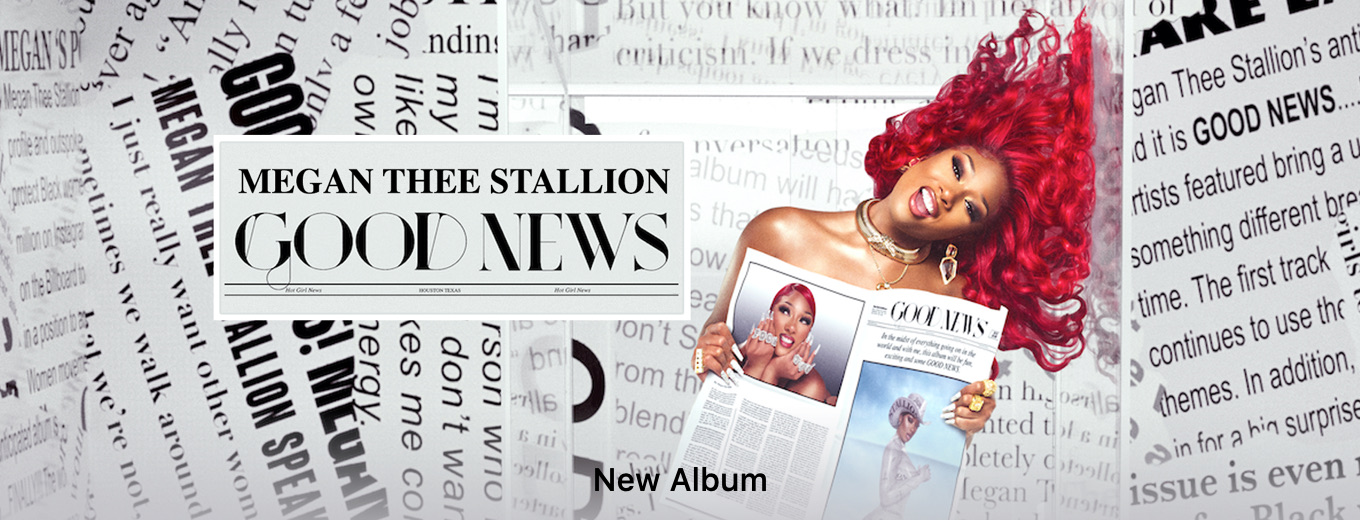 Good News by Megan Thee Stallion