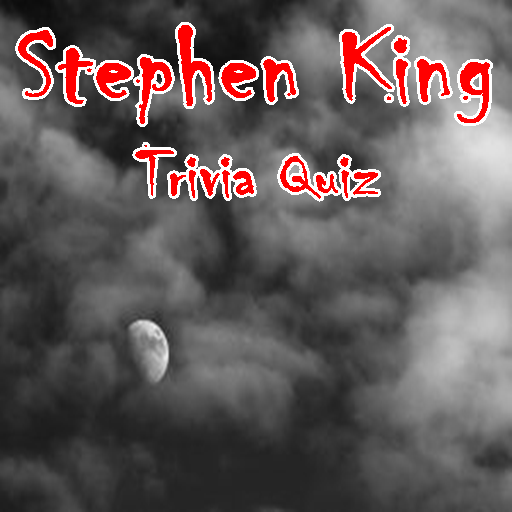 Stephen King Trivia - FREE icon