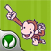 Up Up and Away, make the super monkey jump through the different branches and make it to the top as much as possible