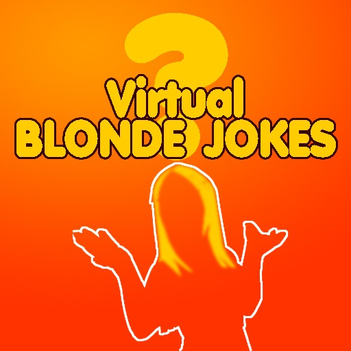 Virtual Blonde Jokes FREE