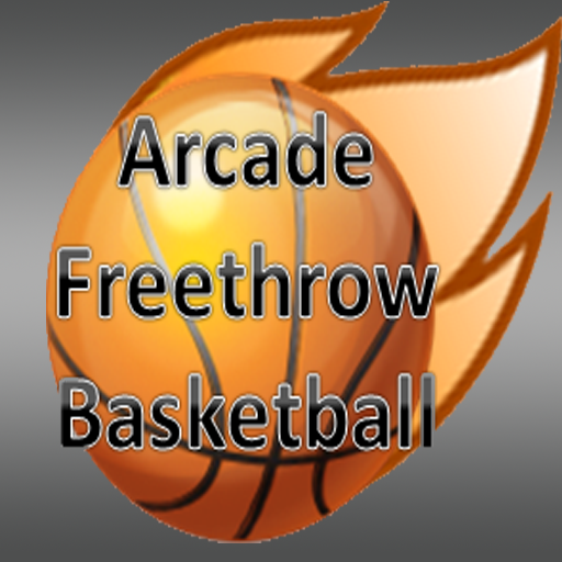Arcade Free Throw Basketball -FREE-