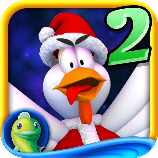 Chicken Invaders 2: The Next Wave Christmas Edition HD icon