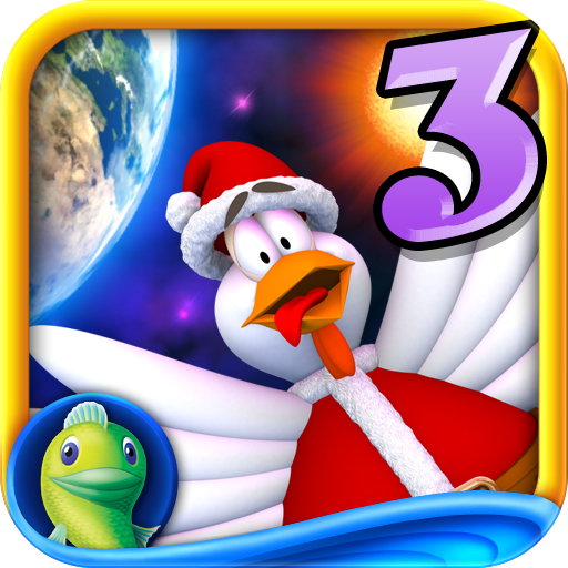 Chicken Invaders 3: Revenge of the Yolk Christmas Edition HD