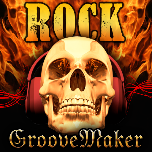 GrooveMaker Rock Ace for iPad
