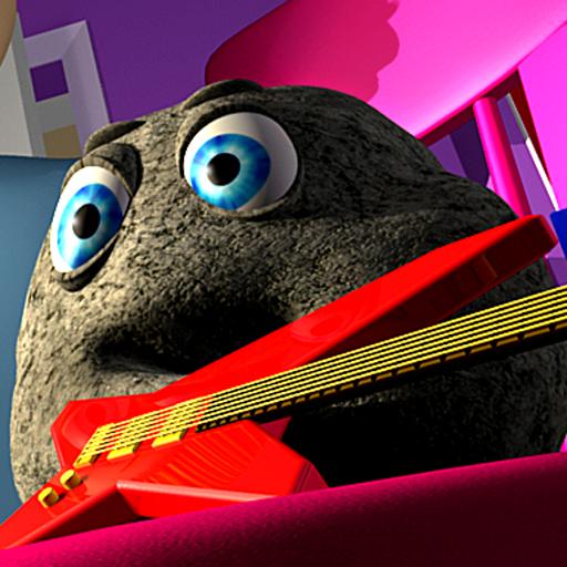 Joe and the Big Trouble: (Joe Rock and Friends Interactive