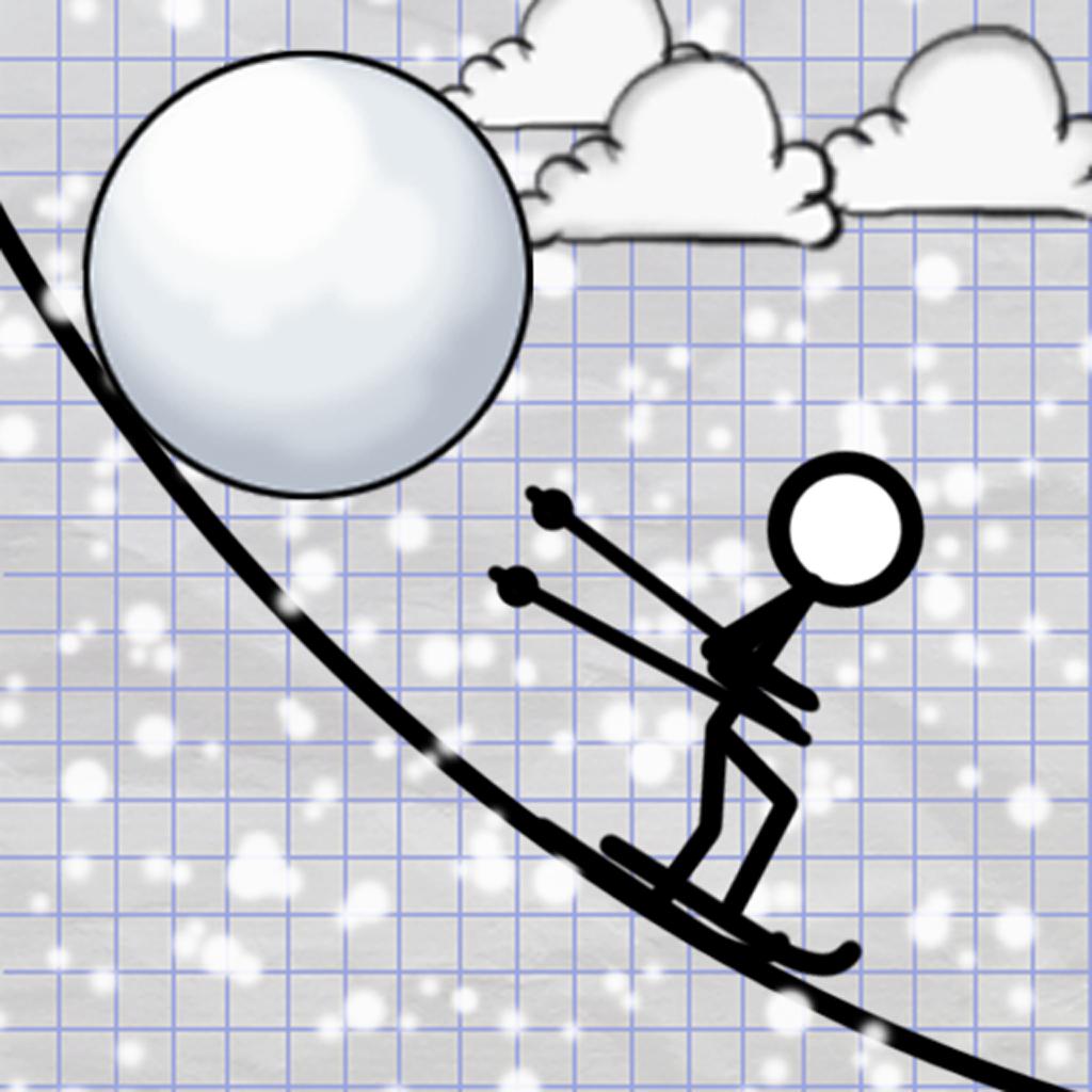 Line Ski : Safari icon
