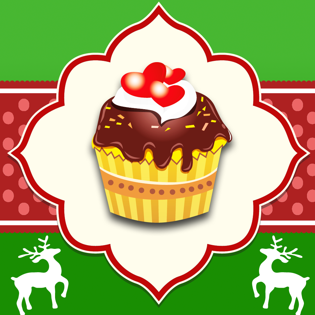 Christmas Cupcakes & Holiday Muffins - Festive Recipes