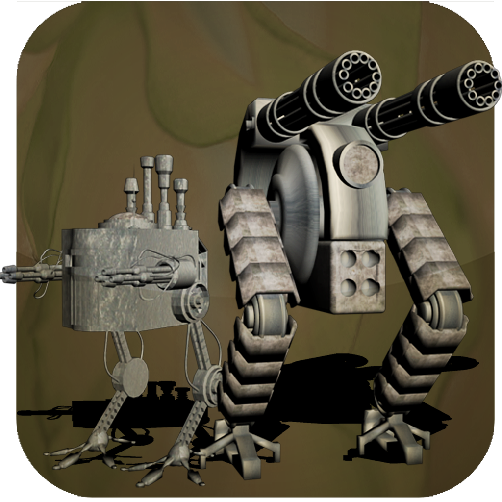 War Bot Builder 3D - Battle Robots icon