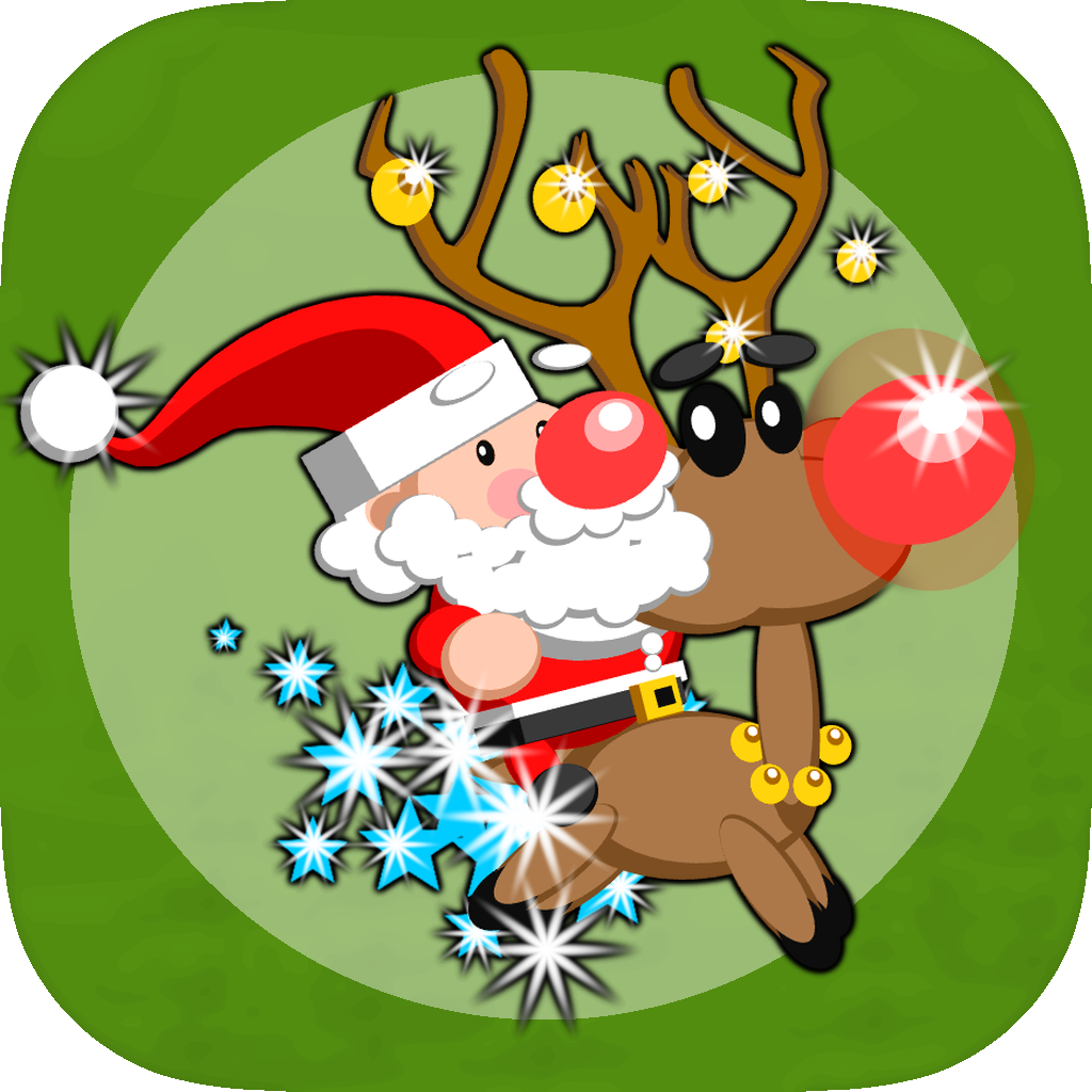 A Santa's Racing Adventure: Rescue Christmas from the Angry Grinch and Mutant Snowman with the help of Reindeer, Ernie the Elf and Merry Claus! PRO!