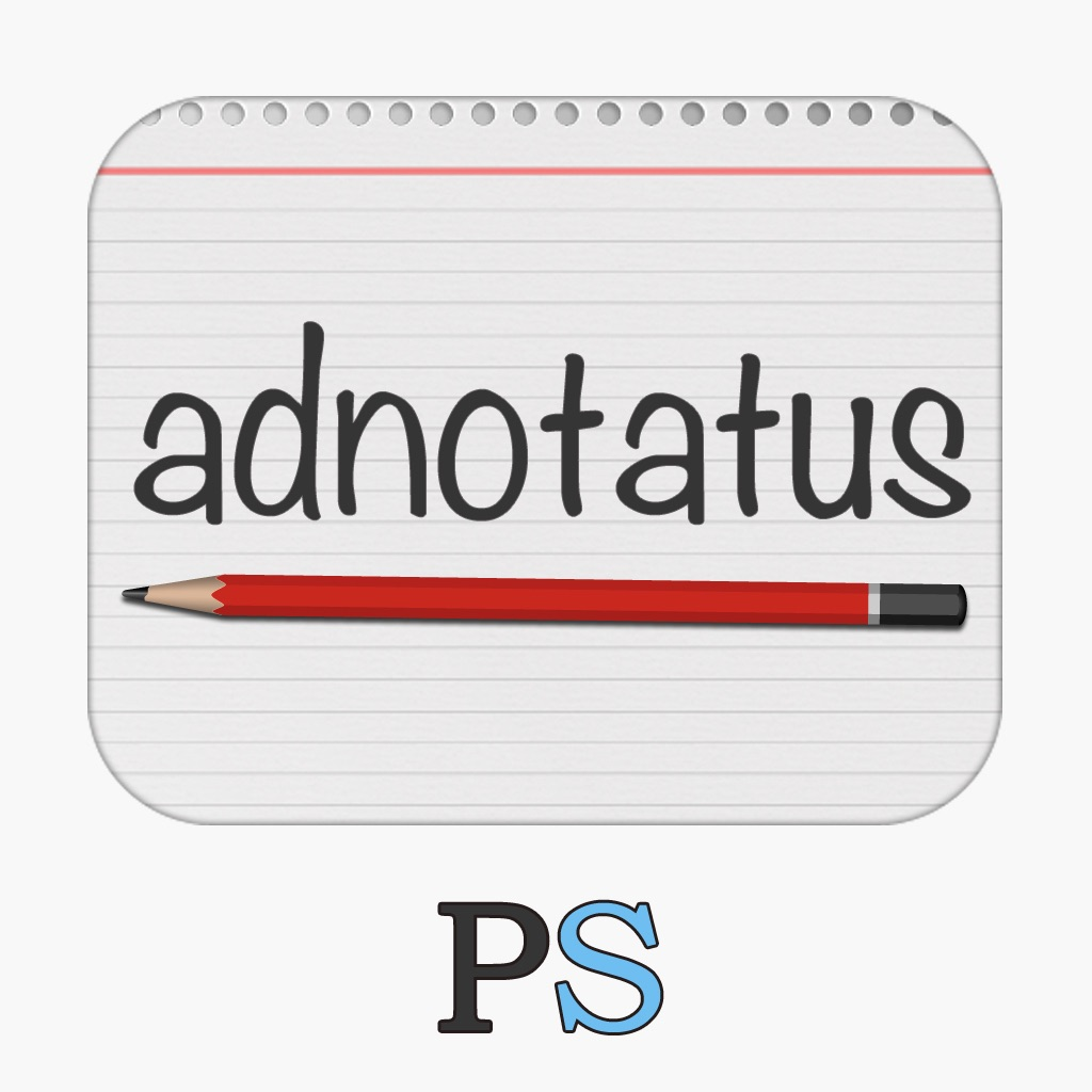 adnotatus - quick and beautiful notes