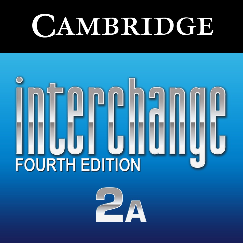 Interchange Fourth Edition, Level 2 A icon