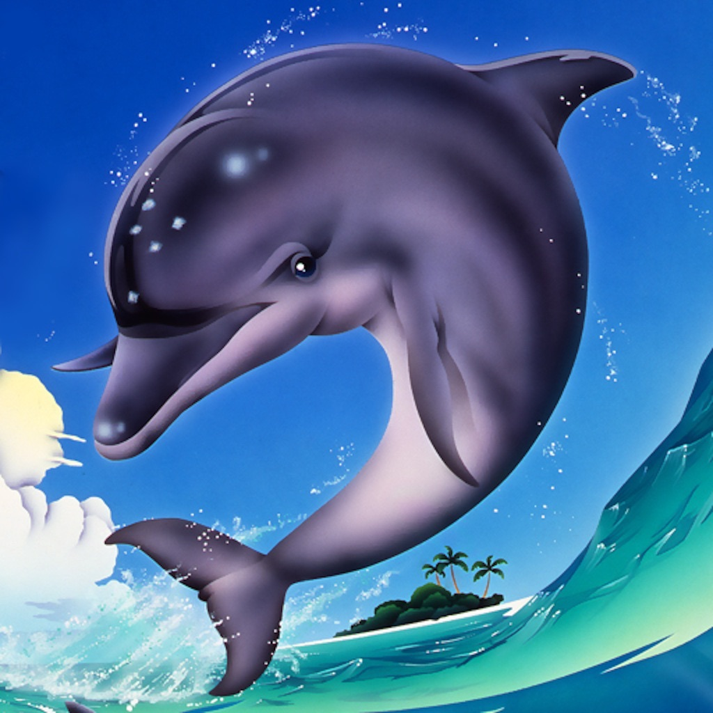 Ecco the Dolphin icon