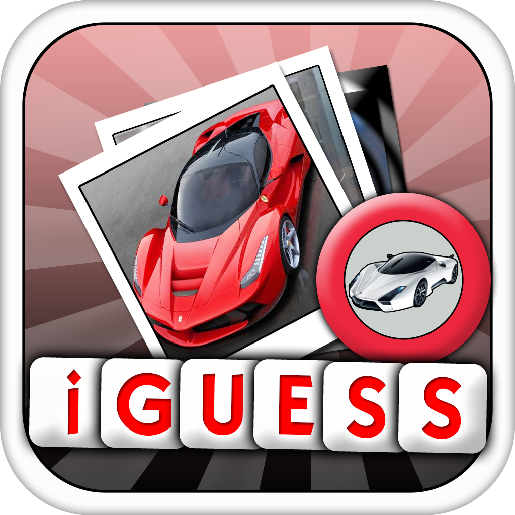 iGuess for 100 Greatest Supercars of All Time Free ( Modern Cars and Racing Quiz )