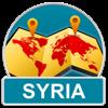 シリア オフライン地図 - Mapping Services