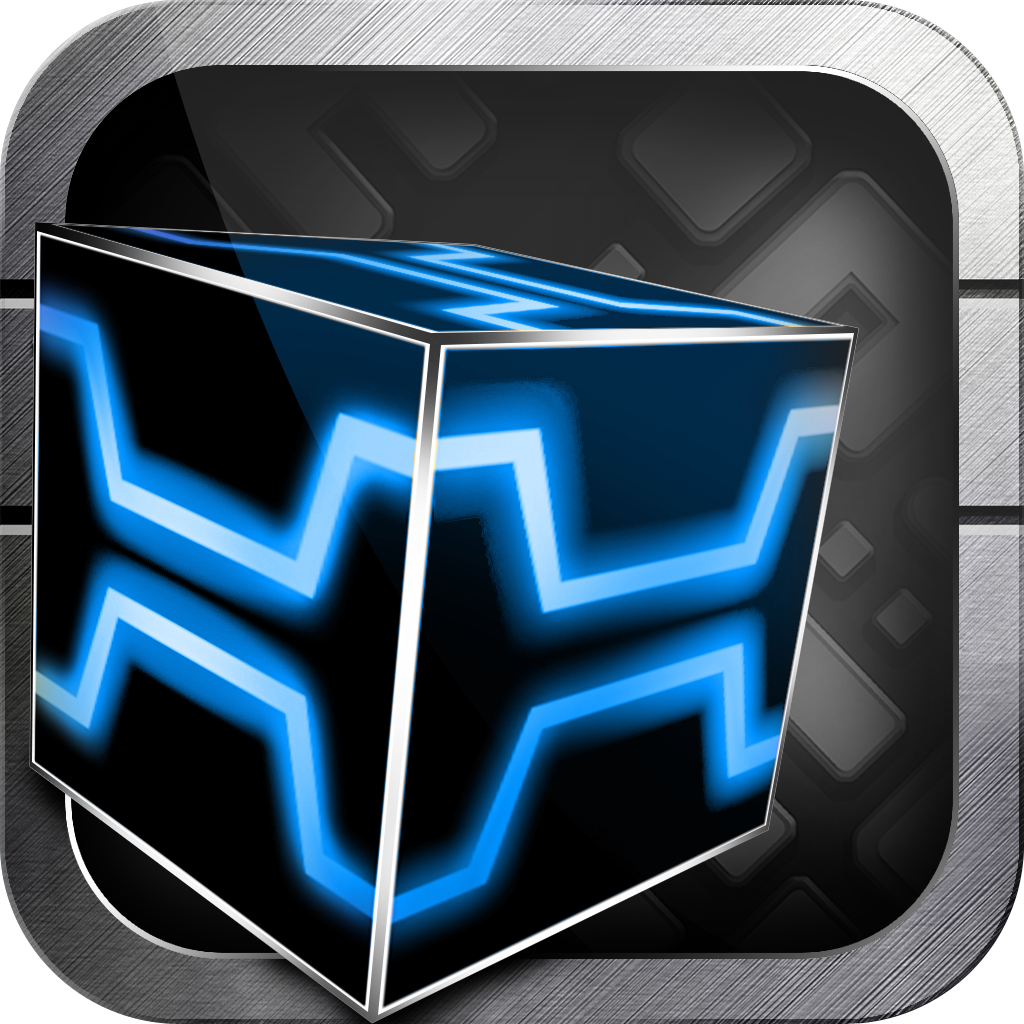 Cube Runner 3D Pro icon