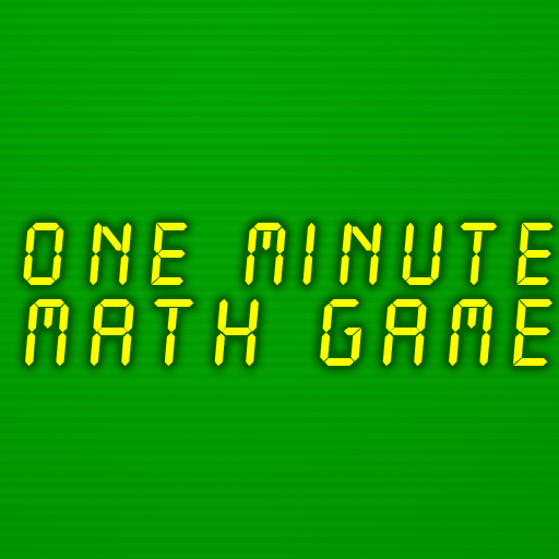 One Minute Math Game