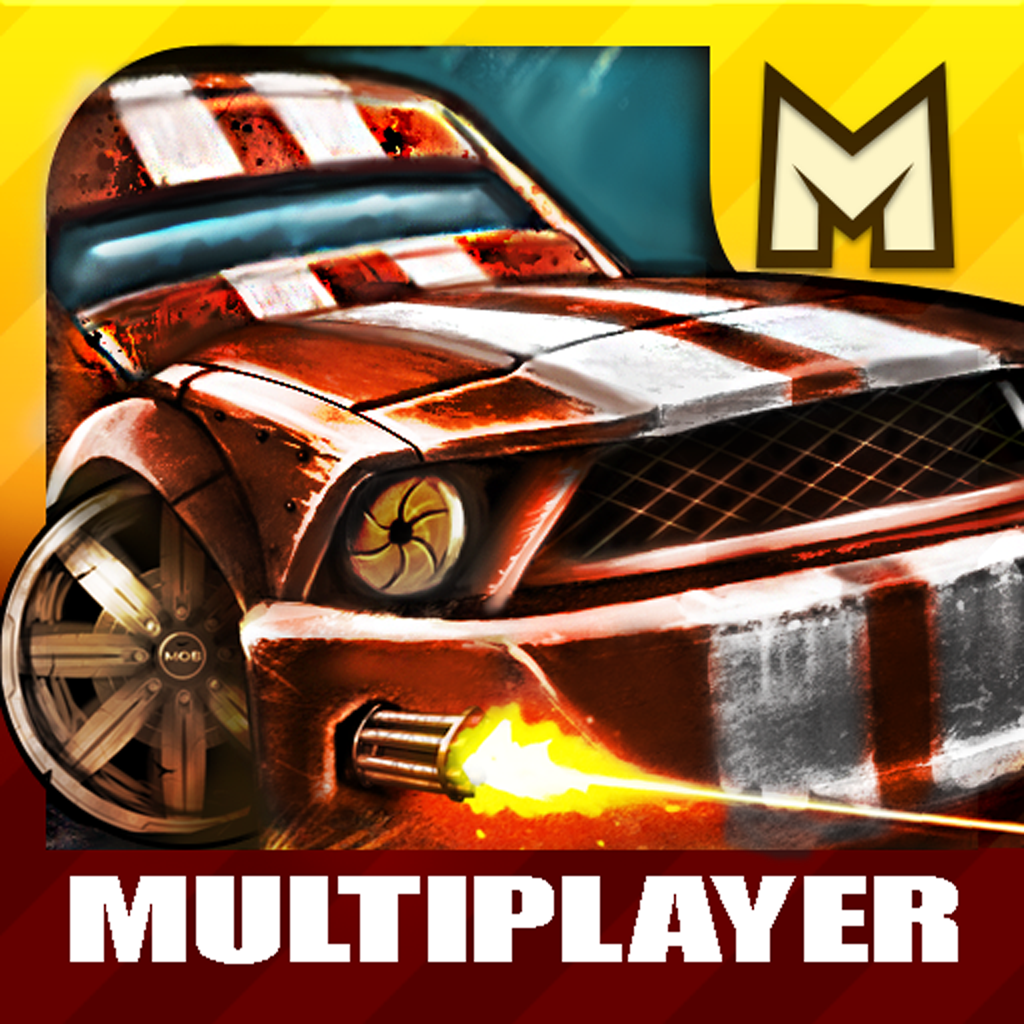 Road Warrior Racing Multiplayer - by Top Free Apps and Games