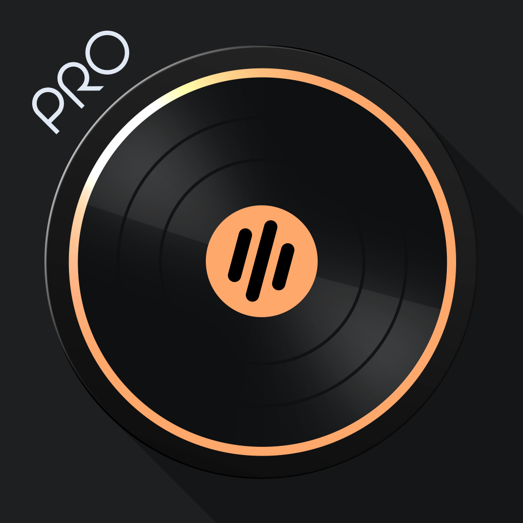 edjing Pro – DJ turntables for Pros