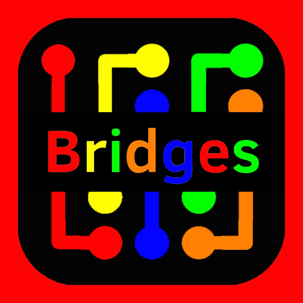 Flow Bridges 2000+ icon
