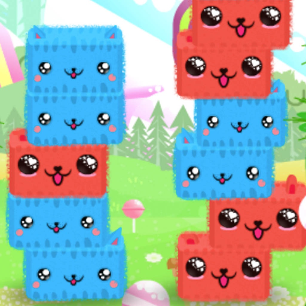 Cute Towers Free Game !!!