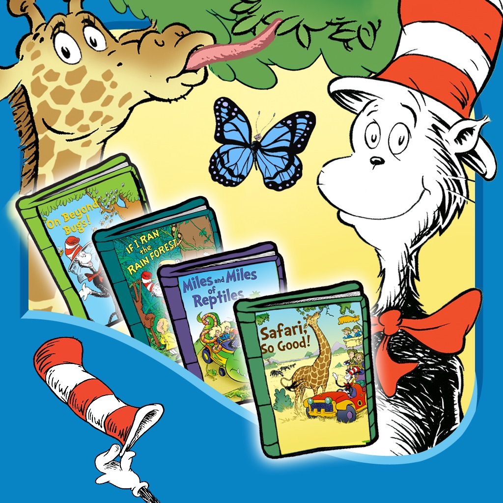 In The Wild! Learning Library Collection (Dr. Seuss/Cat in the Hat)