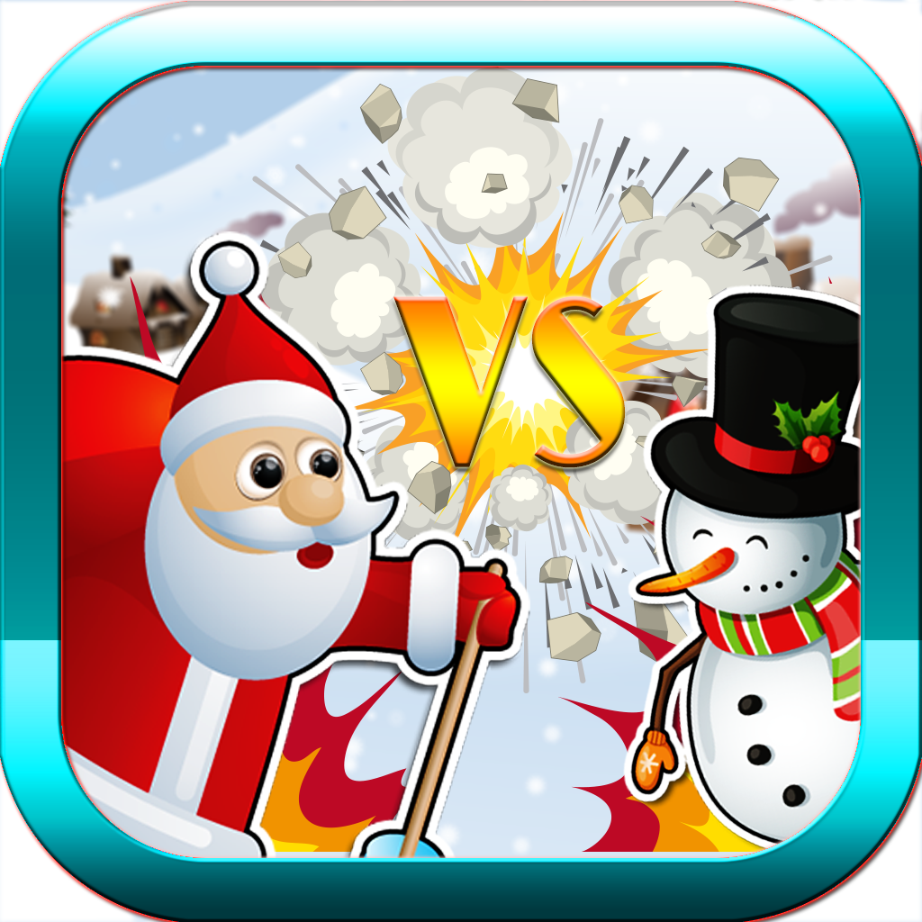 "The Merry Christmas Battle Match 3X ""Santa Claus Kids Gift & Toy Puzzle Edition"""