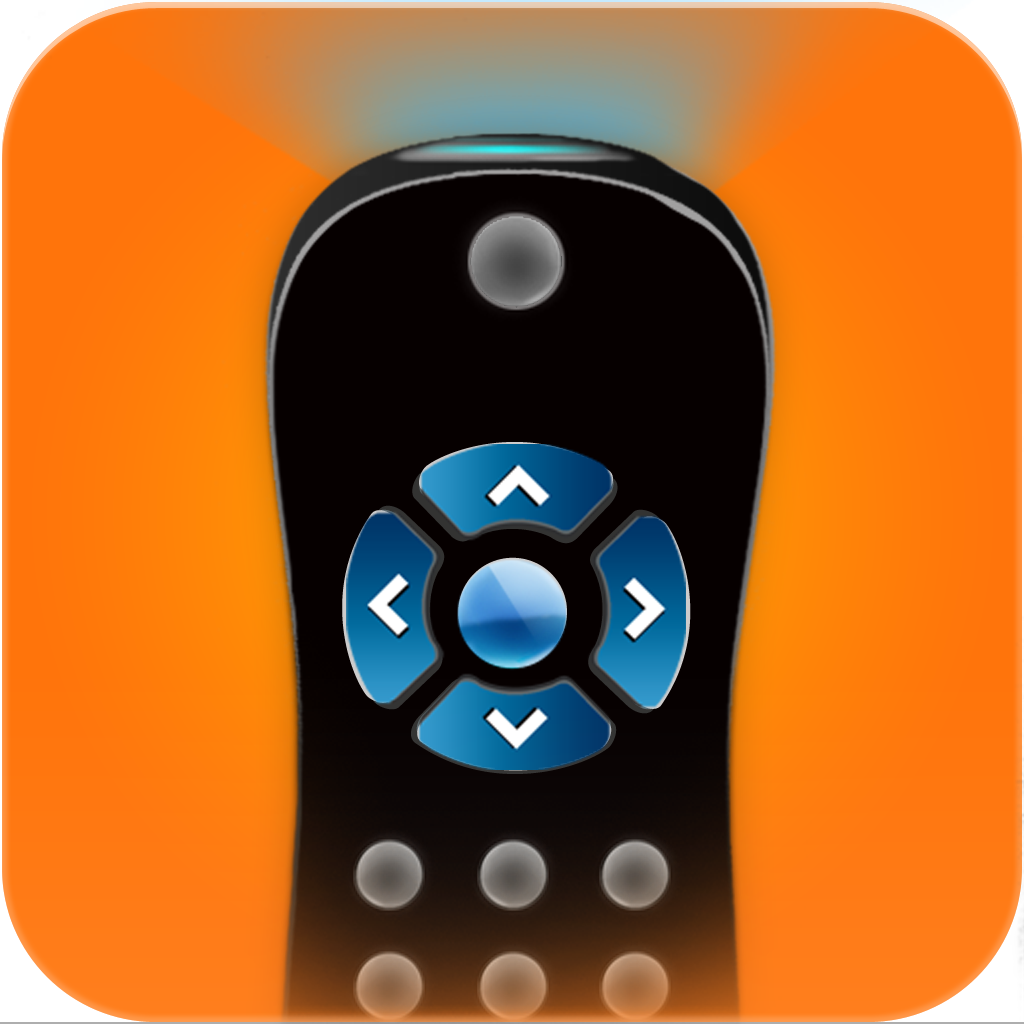 U-verse Easy Remote for iPad