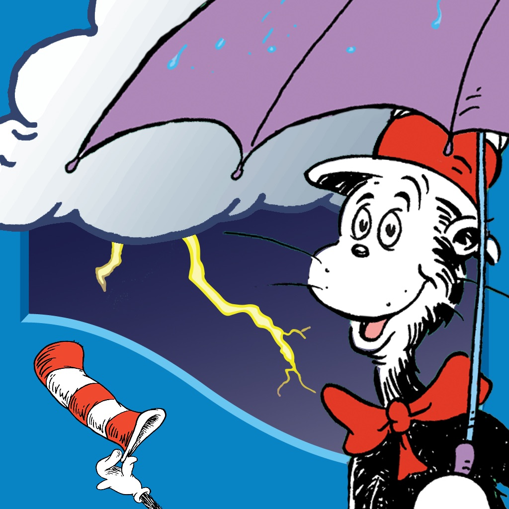 Oh Say Can You Say What's the Weather Today? (Dr. Seuss/Cat in the Hat) icon