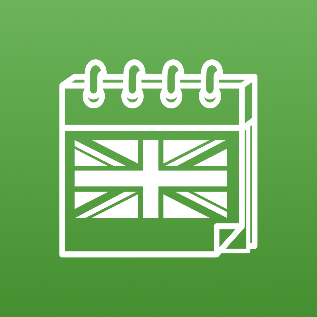 Language Calendar - IELTS Vocabulary