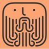あなたのソーシャルメディアサイトに投稿するために、ステッカーとひげ+素晴らしいフォトエディタ